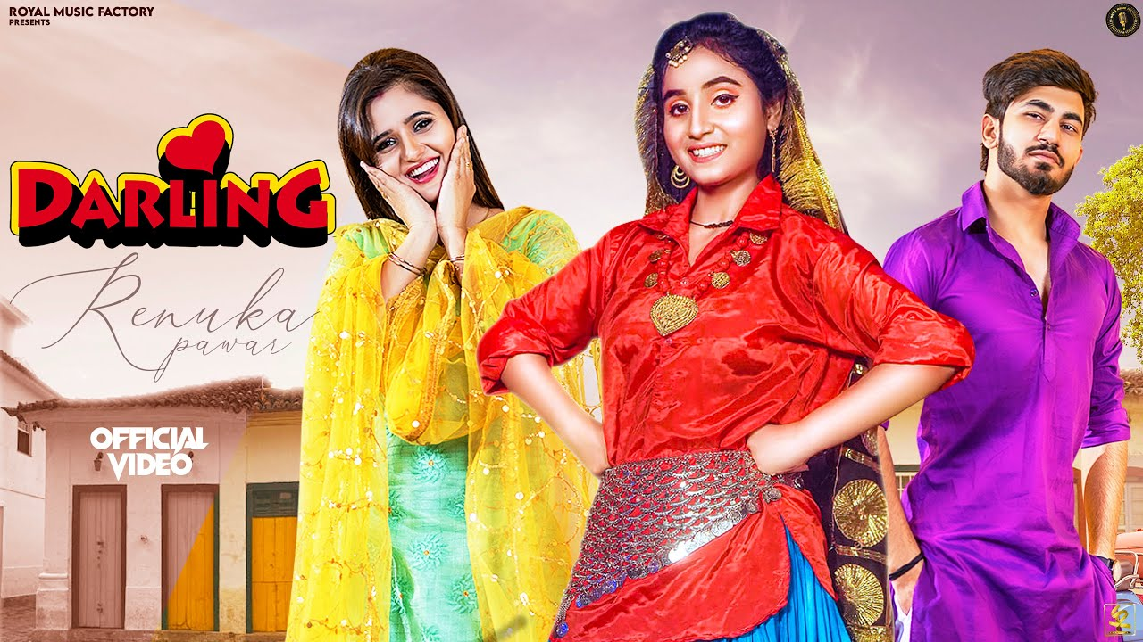 Darling Lyrics - Renuka Panwar