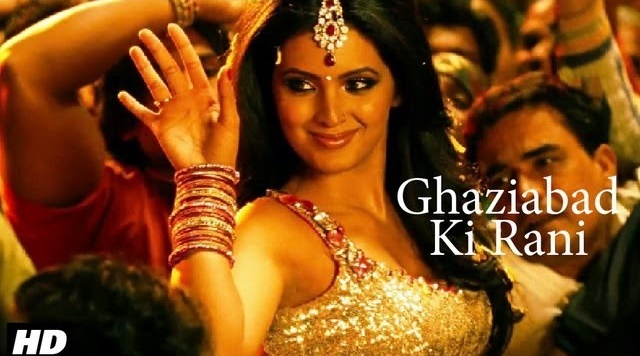 Ghaziabad Ki Rani Lyrics - Zila Ghaziabad