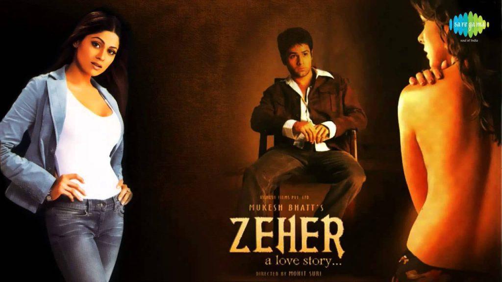 Jaane Jaa Jaane Jaa Lyrics - Zeher