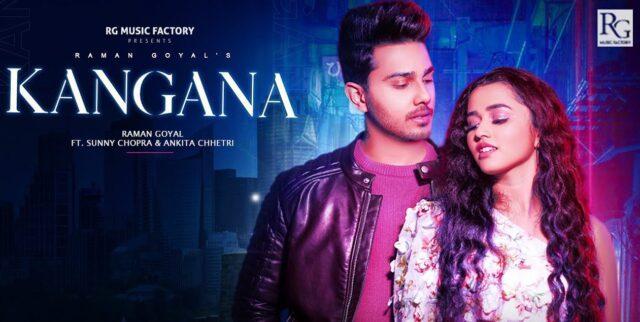Kangana Lyrics - Raman Goyal
