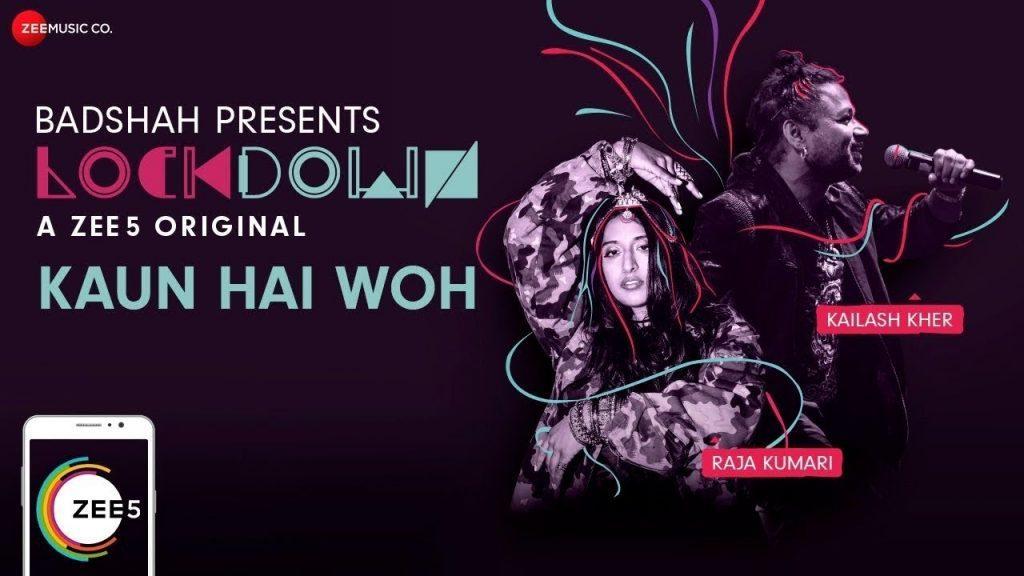 Kaun Hai Woh Lyrics - Kailash Kher x Raja Kumari