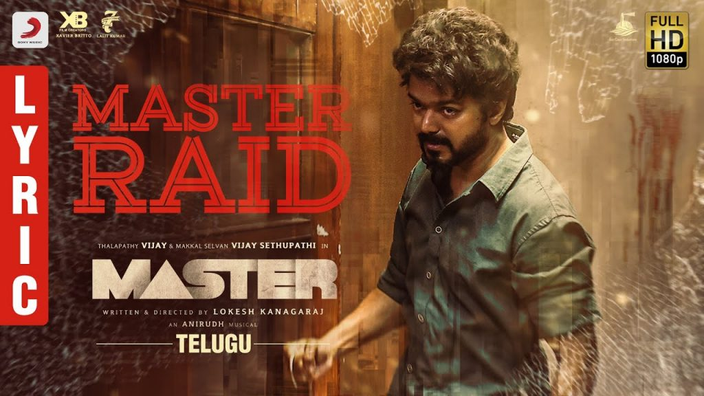 Master Raid Lyrics - Master