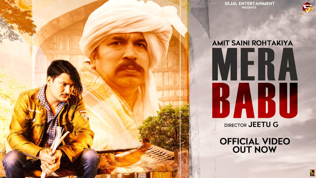 Mera Babu Lyrics - Amit Saini Rohtakiya