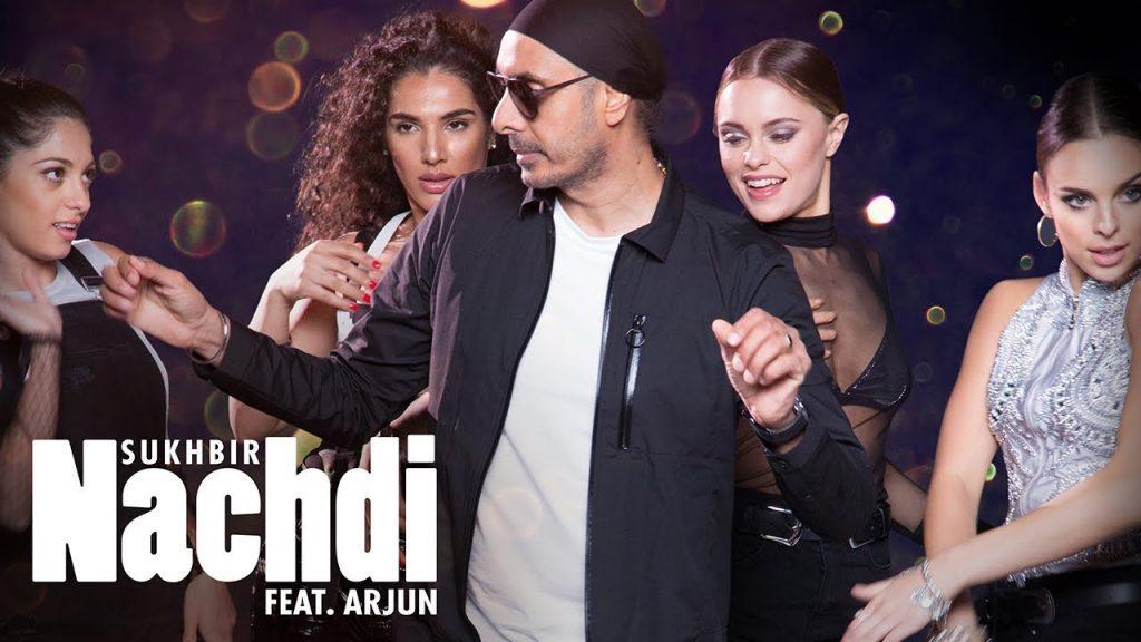 Nachdi Lyrics - Sukhbir x Arjun