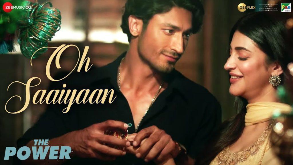 Oh Saaiyaan Lyrics - The Power | Arijit Singh
