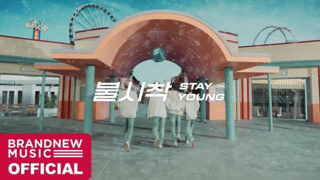 Stay Young Lyrics - Ab6ix