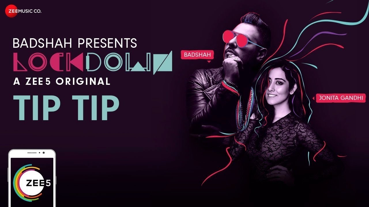 Tip Tip Lyrics - Lockdown | Badshah