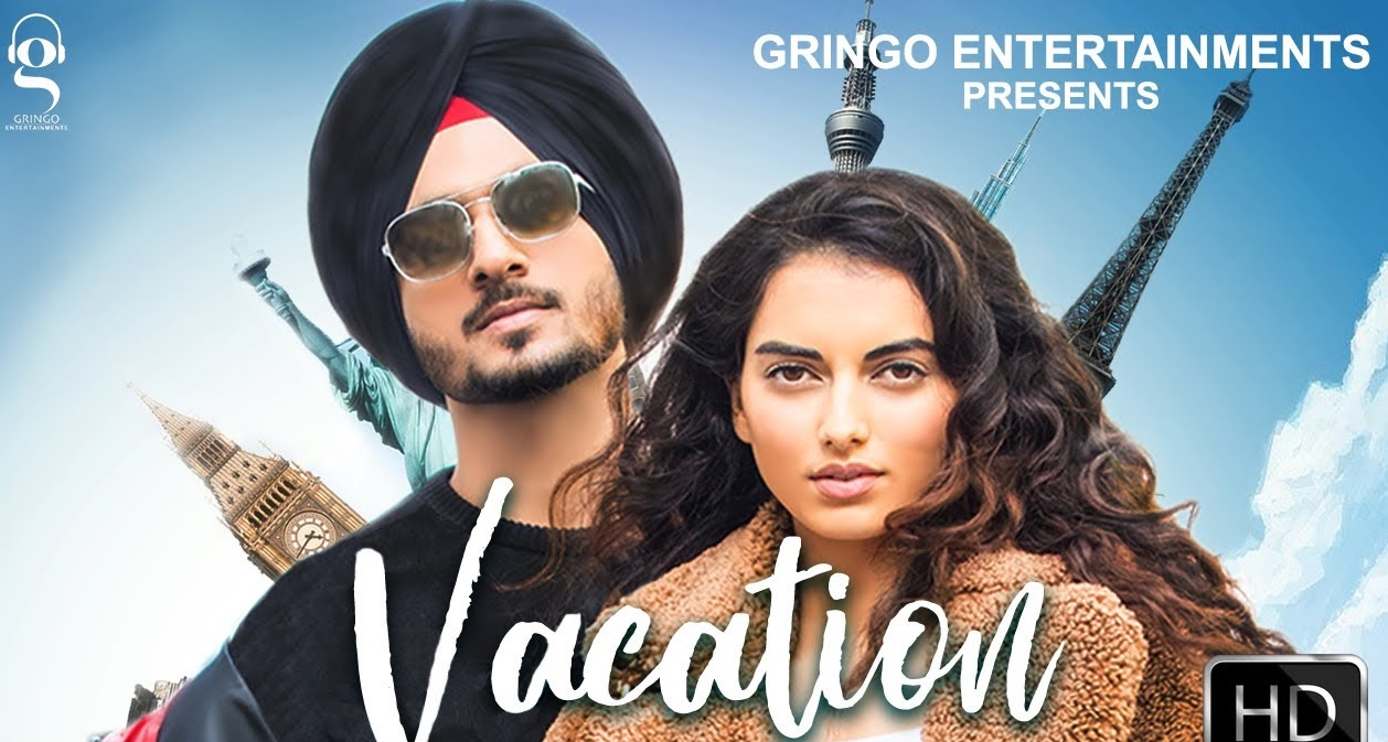 Vacation Lyrics - Nirvair Pannu