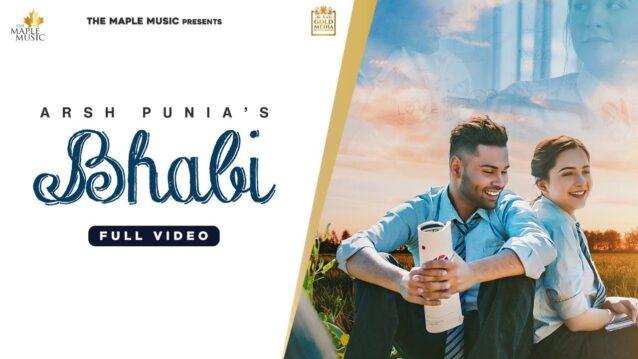Bhabi Lyrics - Arsh Punia