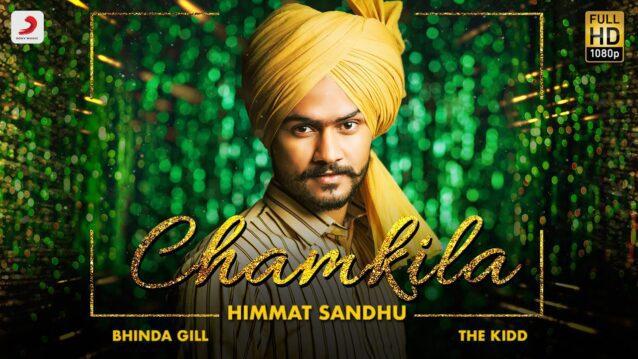 Chamkila Lyrics - Himmat Sandhu