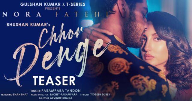 Chhor Denge Lyrics - Parampara Tandon
