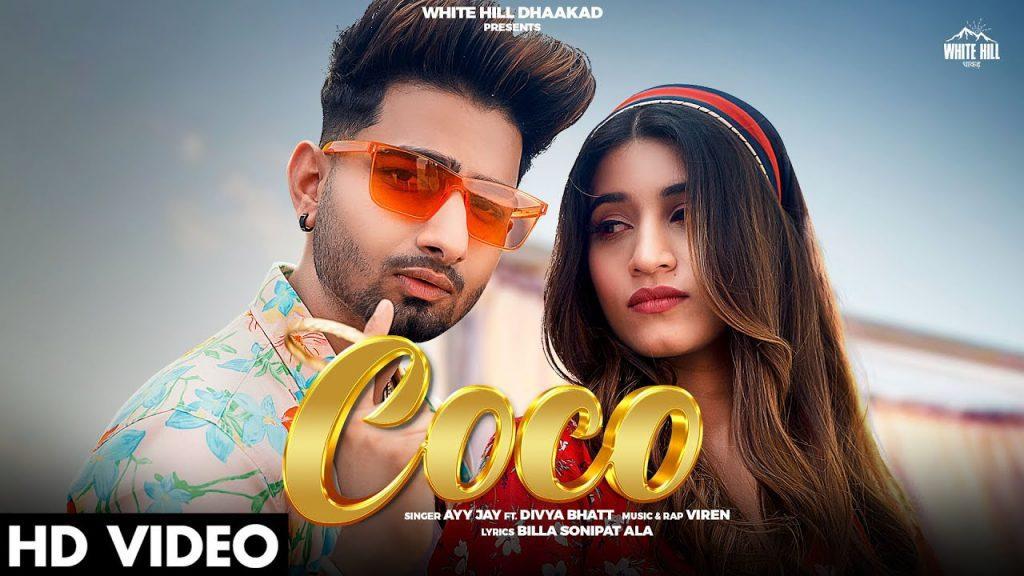 Coco Lyrics - Ayy Jay ft. Divya Bhatt