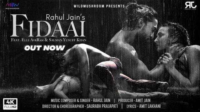 Fidaai Lyrics - Rahul Jain