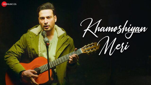 Khamoshiyan Meri Lyrics - Enbee