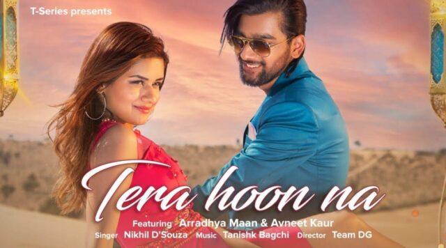 Tera Hoon Na Lyrics - Nikhil D'Souza