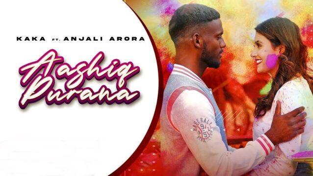 Aashiq Purana Lyrics - Kaka ft. Adaab Kharoud