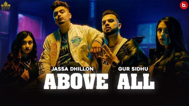 Above All Lyrics - Jassa Dhillon