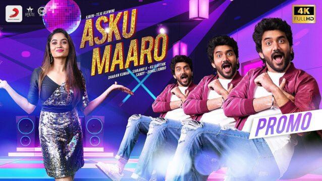 Asku Maaro Lyrics - Dharan Kumar x K. Sivaangi