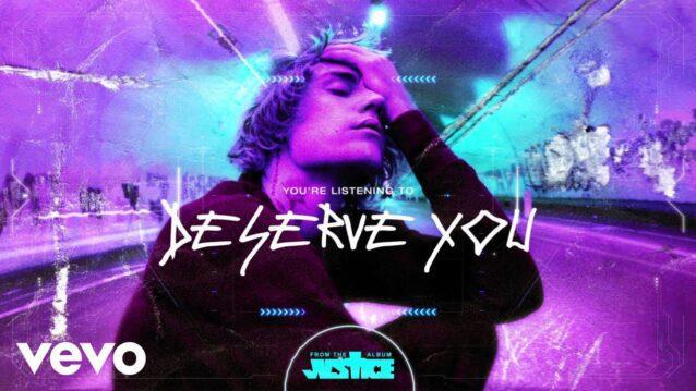 Deserve You Lyrics - Justin Bieber