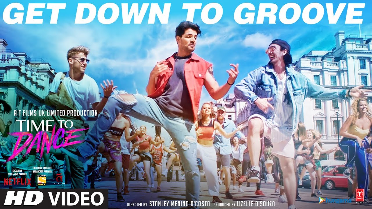Get Down To Groove Lyrics - Time To Dance