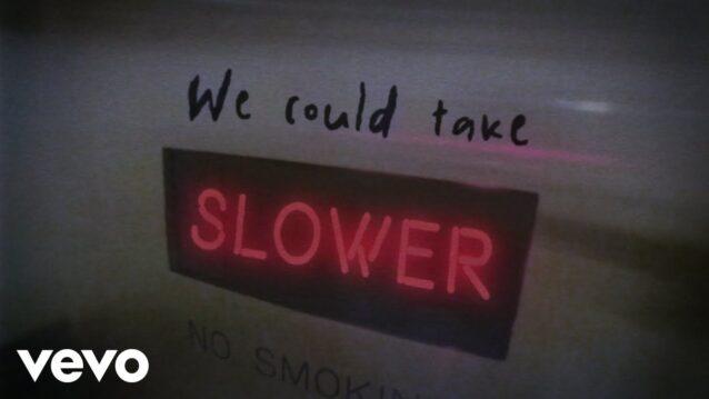 Slower Lyrics - Tate McRae