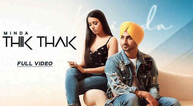 Theek Thak Lyrics - Minda