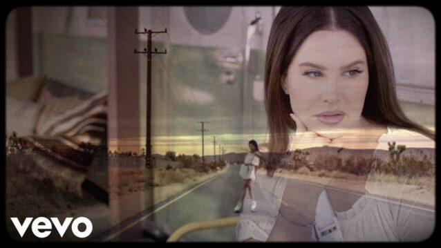 White Dress Lyrics - Lana Del Rey
