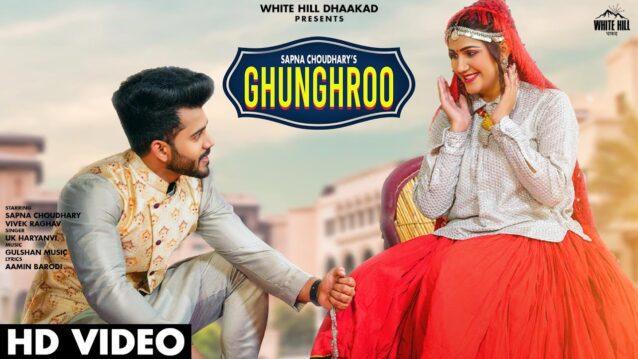 Ghunghroo Lyrics - UK Haryanvi