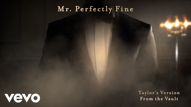 Mr. Perfectly Fine (Taylor's Version) Lyrics - Taylor Swift