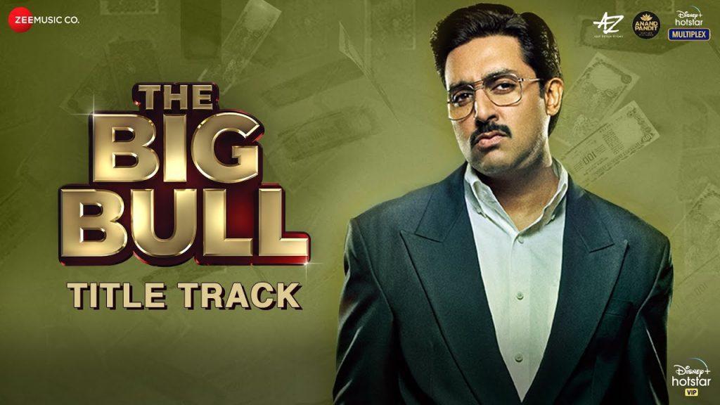 The Big Bull Title Track Lyrics - CarryMinati (Ajey Nagar)