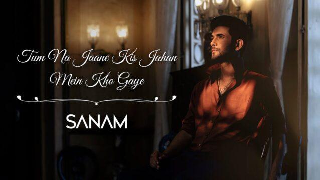 Tum Na Jaane Kis Jahan Mein Kho Gaye Lyrics - Sanam