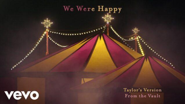 We Were Happy (Taylor's Version) Lyrics - Taylor Swift