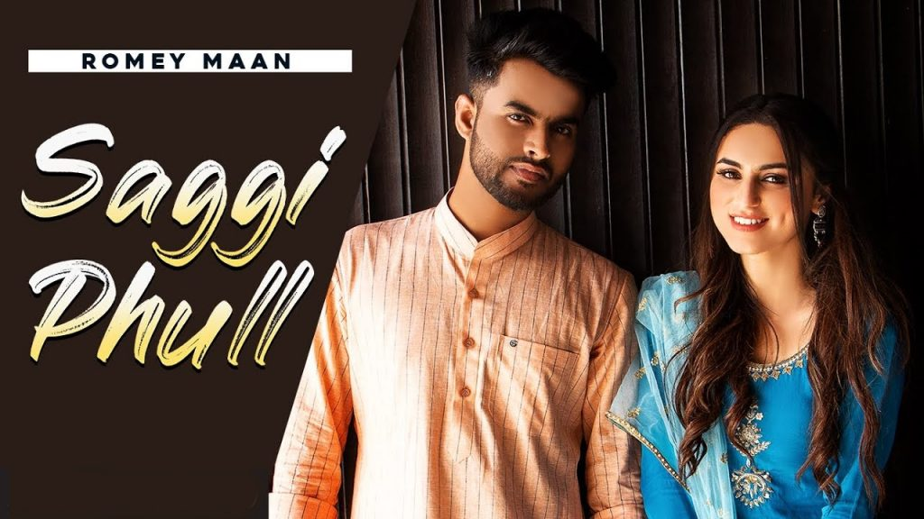Saggi Phull Lyrics - Romey Maan