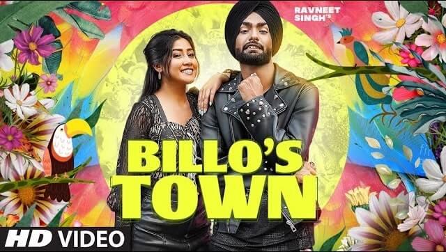 Billo's Town Lyrics - Ravneet Singh