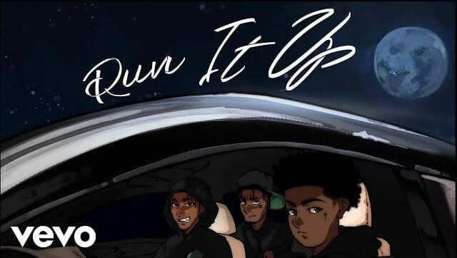 Run It Up Lyrics - Sheff G ft. Sleepy Hallow, A Boogie Wit Da Hoodie
