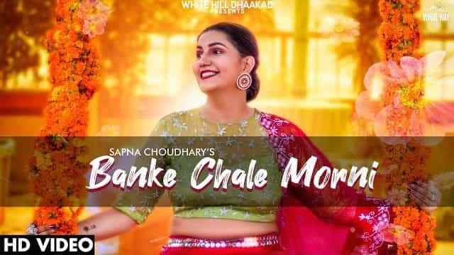 Banke Chale Morni Lyrics - Masoom Sharma