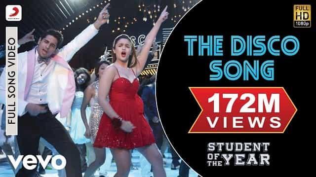 Disco Deewane Lyrics - Student Of The Year