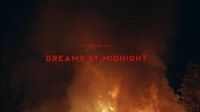 Dreams at Midnight Lyrics - Madrugada