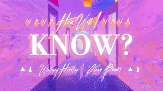 How Will I Know Lyrics - Whitney Houston x Clean Bandit