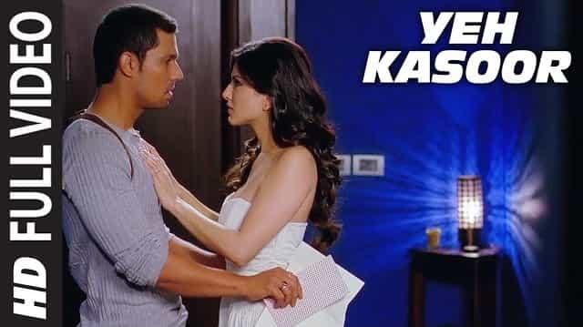 Yeh Kasoor Mera Hai Lyrics - Jism 2
