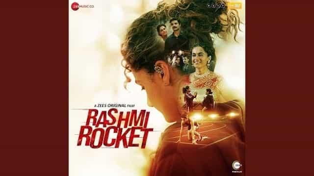 Zidd Lyrics - Rashmi Rocket | Nikhita Gandhi
