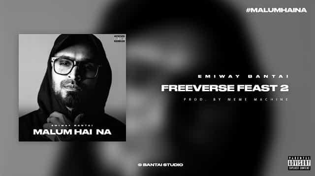 Freeverse Feast 2 Lyrics - Emiway