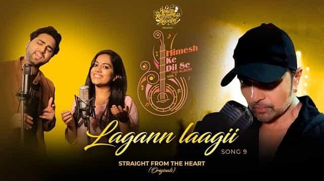 Lagann Laagii Lyrics - Mohd Danish   Sayli Kamble