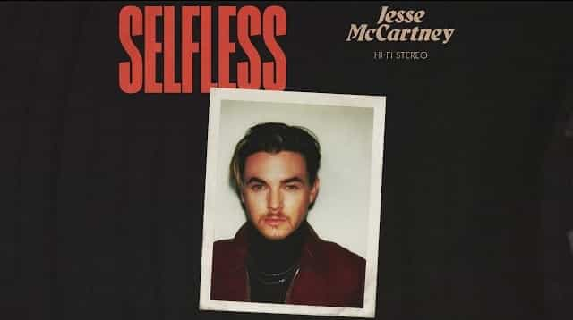 Selfless Lyrics - Jesse McCartney